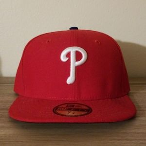 Phillies New Era hat